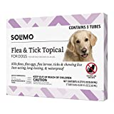 Best Flea And Tick Prevention For Dogs - Amazon Brand - Solimo Flea and Tick Topical Review