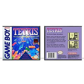 Tetris | GB Gameboy - Game Case