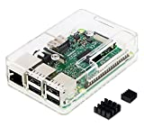 Raspberry Pi ケース (Clear)-3ple Decker