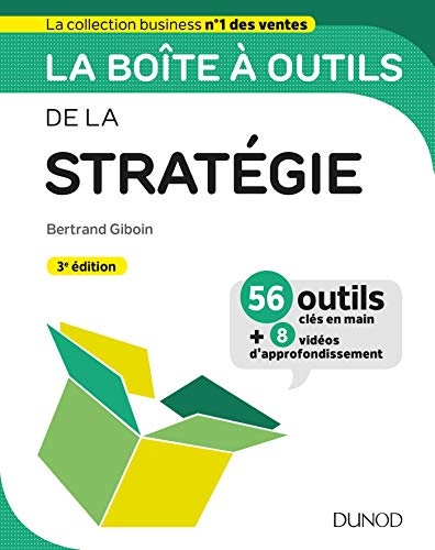 La boîte à outils de la Stratégie - 3e éd. (BàO La Boîte à Outils)