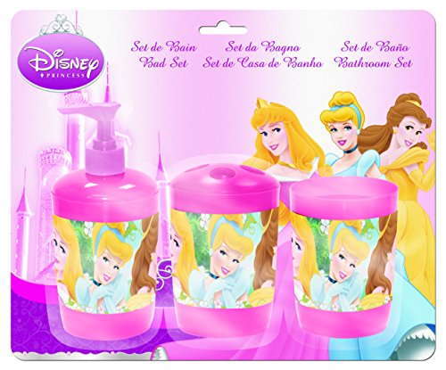 Joy Toy 721281 Disney Princesses Badset