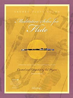 Meditative Solos: for Flute (Sacred Solos)