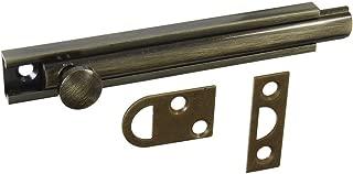 National Hardware N336-222 MPB1922 Flush Bolt in Antique Bronze