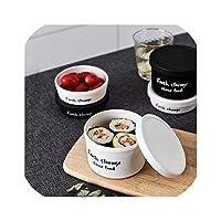 新しい貯蔵タンク北欧シンプル密閉缶食品穀物冷蔵庫貯蔵タンクキッチン穀物貯蔵ボックス、ホワイト