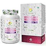 NutrineLife Women's Daily Multivitamin Supplement for Women - 90 Tablets, (Pack of 1)