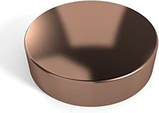 Willy`s Marine Hardware Copper Round Metal Piling Cap
