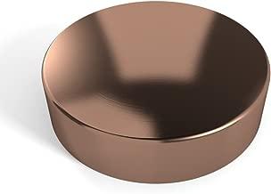 dock piling caps copper