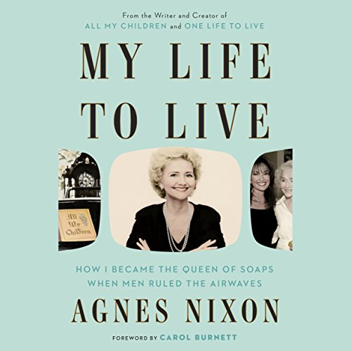 My Life to Live audiobook cover art