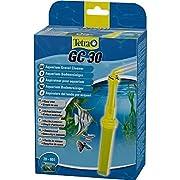 Tetra GC Aquarien-Bodenreiniger (mit Schlauch, Schnellstartventil und Fischschutzgitter, Mulmsauger mit Saugrohrkonstruktion, geeignet für Aquarien von 20 – 60 Liter)