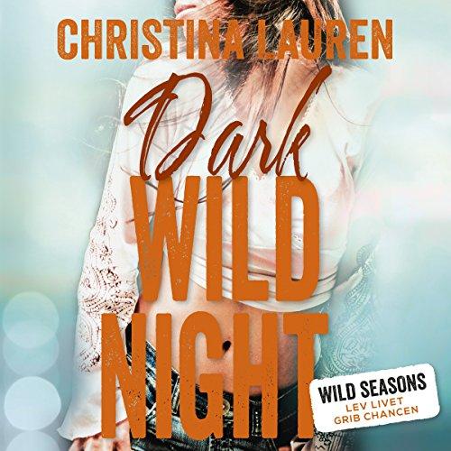 Dark Wild Night audiobook cover art