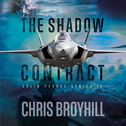 The Shadow Contract audiobook cover art