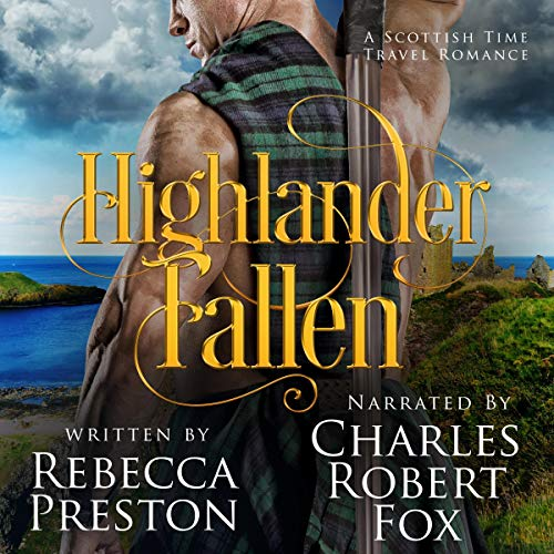Highlander Fallen cover art