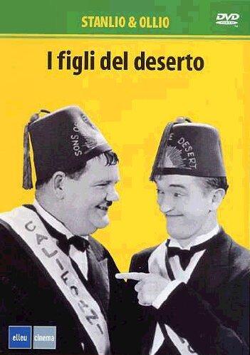 Stanlio & Ollio - I Figli Del Deserto