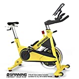 Spinning Spinner Johnny G Indoor Cycling Chain Drive Spin Bike with Digital Subscription