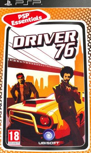PSP Essentials Driver 76