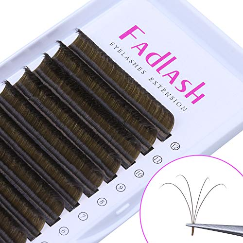 FADLASH 7D 8D Professional Flare Volume Lashes D Curl