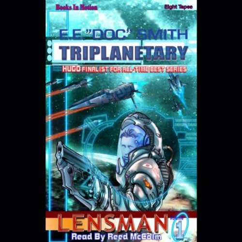 Triplanetary cover art
