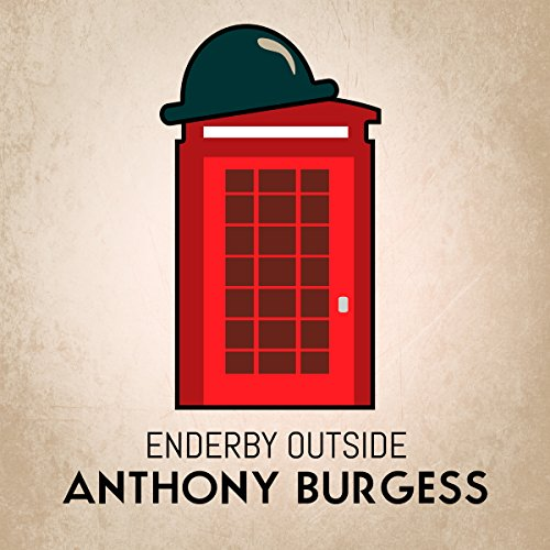 Enderby Outside audiobook cover art
