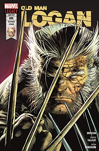 Old Man Logan: Bd. 8 (2. Serie): Volltreffer
