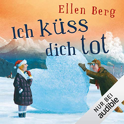 Ich küss dich tot audiobook cover art