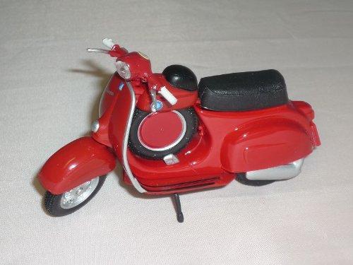 Vespa 90 Super Sprint 1965 Rot 1/18 Maisto Modellmotorrad Modell Motorrad