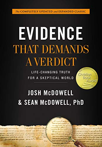 Compare Textbook Prices for Evidence That Demands a Verdict: Life-Changing Truth for a Skeptical World  ISBN 9781401676704 by McDowell, Josh,McDowell, Sean