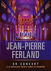 Jean-Pierre Ferland // En Concert a la Basilique Sainte-Anne-De-Beaupre