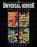 Universal Horror Collection: Volume 3 [Blu-ray]