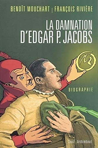 La Damnation d'Edgar P. Jacobs