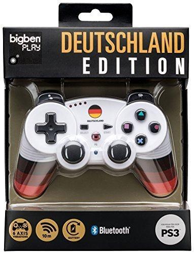 Bigben PS3 Bluetooth Controller Limited Edition Deutschland