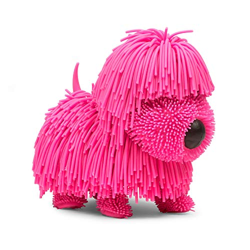 Thumbs Up Hond Ballerina Noodles The Wobbly Dog-Pink, Pink WBBDOGPN
