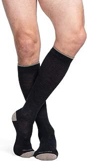 SIGVARIS Men's & Women's Motion Thermoregulating Wool 422 Closed Toe Calf-High Socks 15-20mmHg