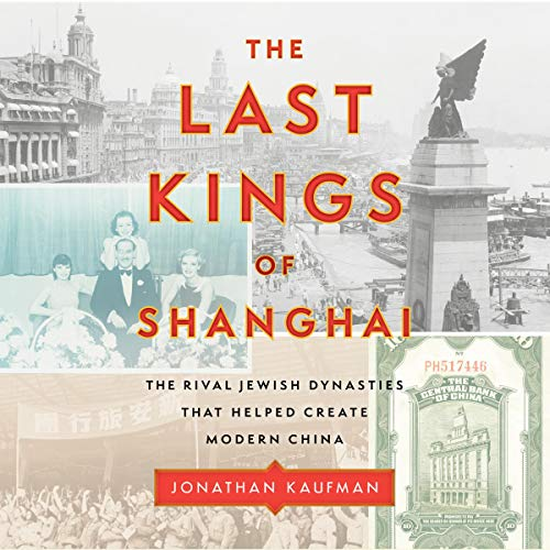 The Last Kings of Shanghai cover art