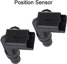 AUTOMUTO Camshaft Position Sensor 2PCS Fit For 2011-2014 Mini Cooper Countryman 2013-2014 Mini Cooper Paceman 13627588095