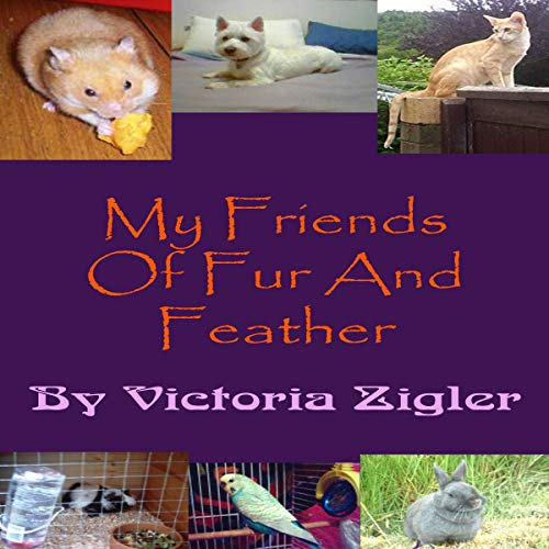 My Friends of Fur and Feather cover art