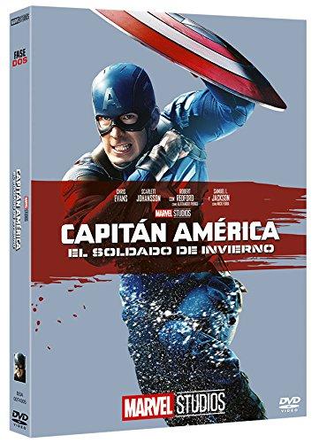 Capitán América: El Soldado De Invierno - Edición Coleccionista [DVD]