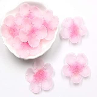 Yesallwas Artificial Cherry Blossom Petals Wedding Petals Fake Artificial Flower Home and Wedding Decor
