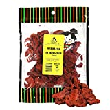 Asia Trans Seedless Red Li Hing Mui Crack Seed Plums   Hawaiian Favorite   Sweet, Sour, & Salty Dried Asian Plum Candy