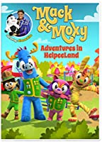 Mack & Moxy: Adventures in Helpeeland [DVD] [Import]