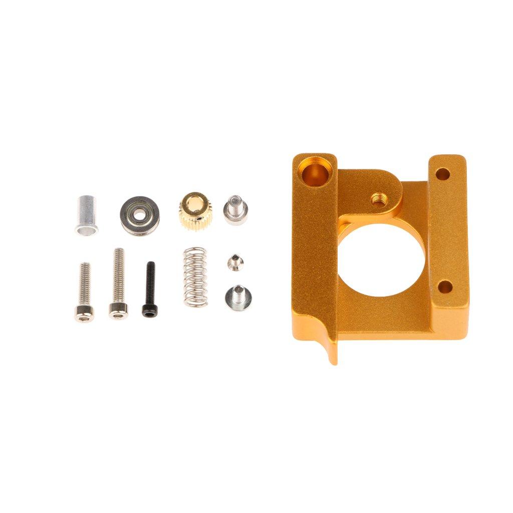 MonkeyJack Mk8 overseas Extruder Industry No. 1 Base Block Frame Aluminum Kit Diy