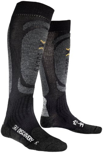 X-Socks Discovery Chaussettes Noir 45-47