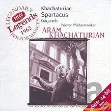 Khachaturian: Spartacus / Gayaneh / Seasons