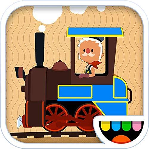 『Toca Train』の1枚目の画像
