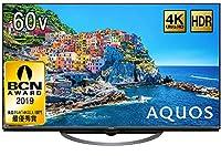 シャープ 液晶 テレビ 4K Android TV 回転式スタンド 2018年モデル AQUOS 60V型 4T-C60AJ1