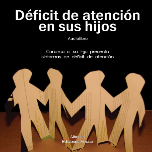 Deficit de atencion [Attention Deficit] audiobook cover art