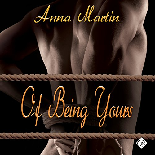 Of Being Yours audiobook cover art