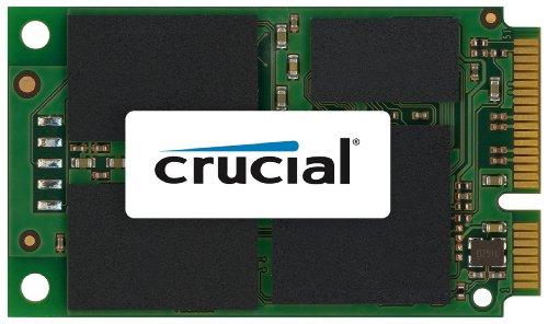 Crucial CT256M4SSD3 256GB interne SSD-Festplatte mSATA