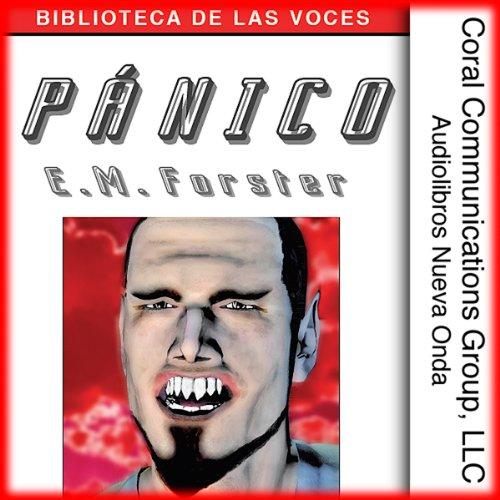 Panico [Panic] audiobook cover art