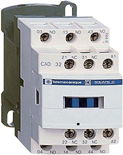 Schneider elec pic - pc5 03 06 - Contactor auxiliar 3na/2nc 380v 50/60hz