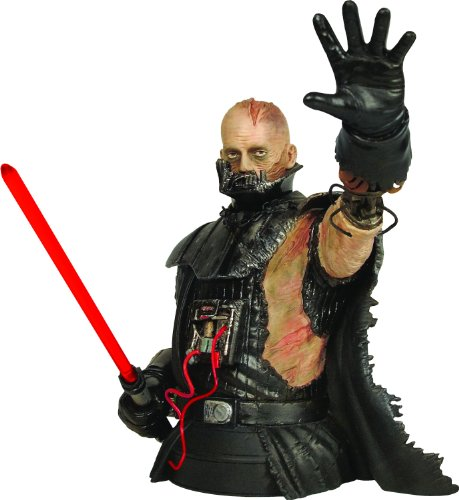 Gentle Giant Star Wars The Force Unleashed Büste Darth Vader 22 cm